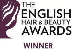 English Hair & Beauty Awards 2014 winner