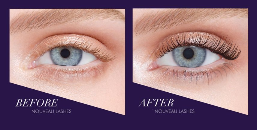 Lash extensions at Hairven beauty salons in Gedling and Beeston, Nottinghamshire