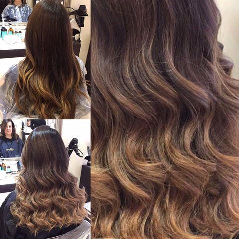 Balayage hair colour, hair \u0026 beauty salons, Gedling, Beeston