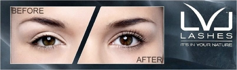 LVL-Lashes,lash extensions, gedling beauty salon, beeston hair & beauty spa