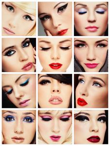 wedding make-up, prom make up, make up lessons, Gedling and Beeston beauty salons