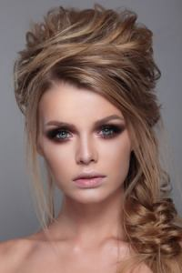 prom hair & make up at hairven hair & beauty salons, gedling, beeston, nottingham
