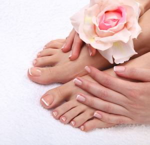 manicures & pedicures, hairven hair & beauty salons, beeston and gedling,nottingham