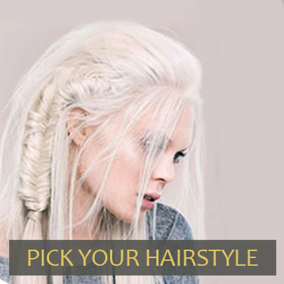Hairstyle Picker