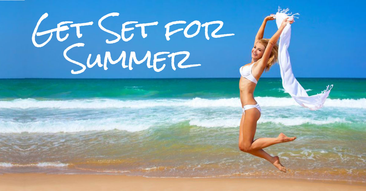 Prep Your Body For Summer