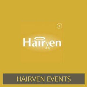 HAIRVEN hair salon-EVENTS