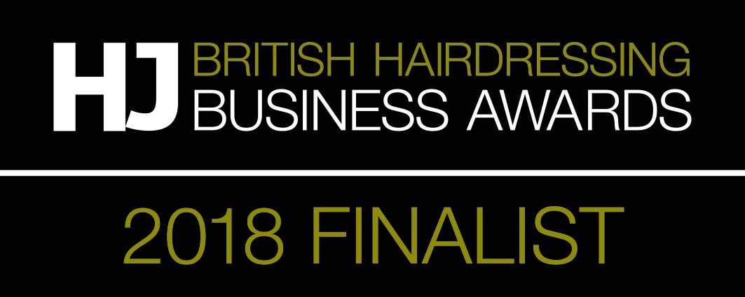 Hairven named as a finalistfor theHJ British Hairdressing Business Awards 2018!