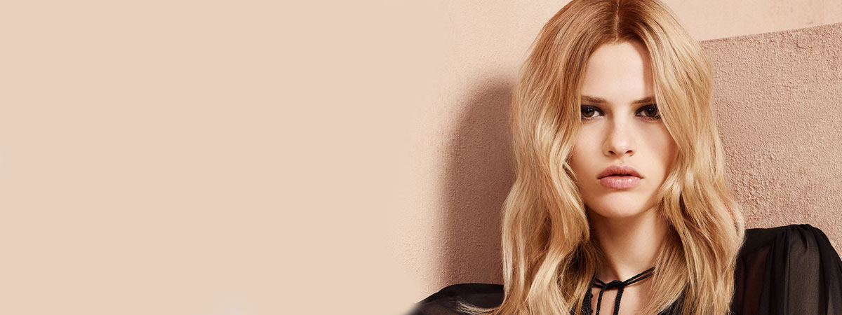 blonde hair colour at hairven hair salons in beeston and gedling