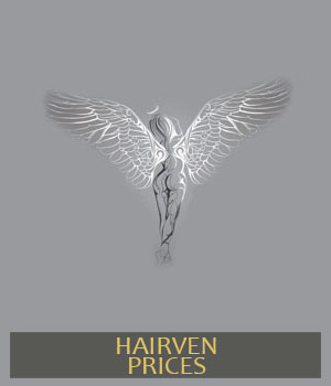 Hair & Beauty Prices at Hairven Salons in Nottingham