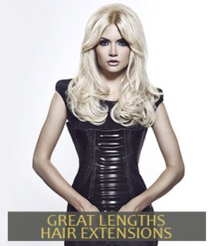 Great Lengths 100% Human Hair Extensions in Nottingham