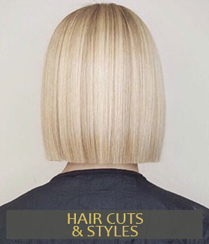 Hair Cuts & Styles at Hairven Salons in Nottingham