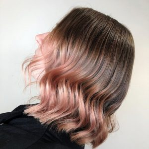 natural hair colour trends at hairven hair and beauty salons in nottingham