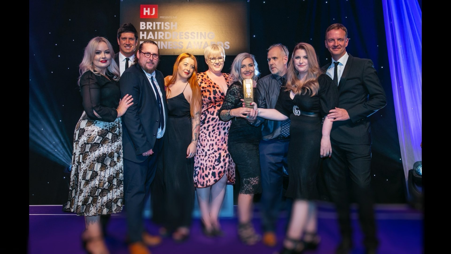 Hairven Wins Salon of the Year 2019