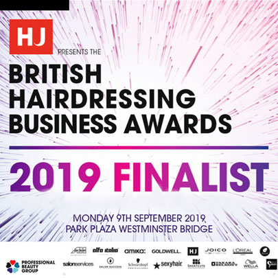 Hairven Are British Hairdressing Business Award Finalists 2019