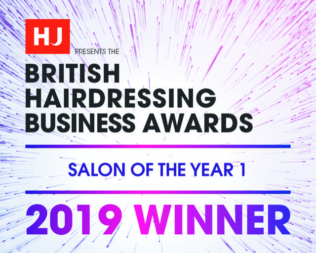 Hairven Wins National Salon of The Year Award!