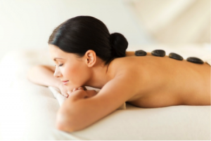 hot stone massage at hairven hair and beauty salons in nottingham