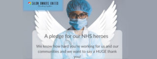 DONATE A SERVICE TO THE NHS