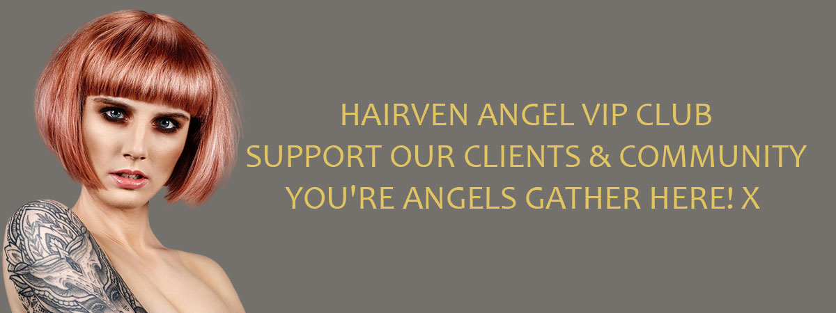 Hairven Angel VIP Clubnottingham hair and beauty salons