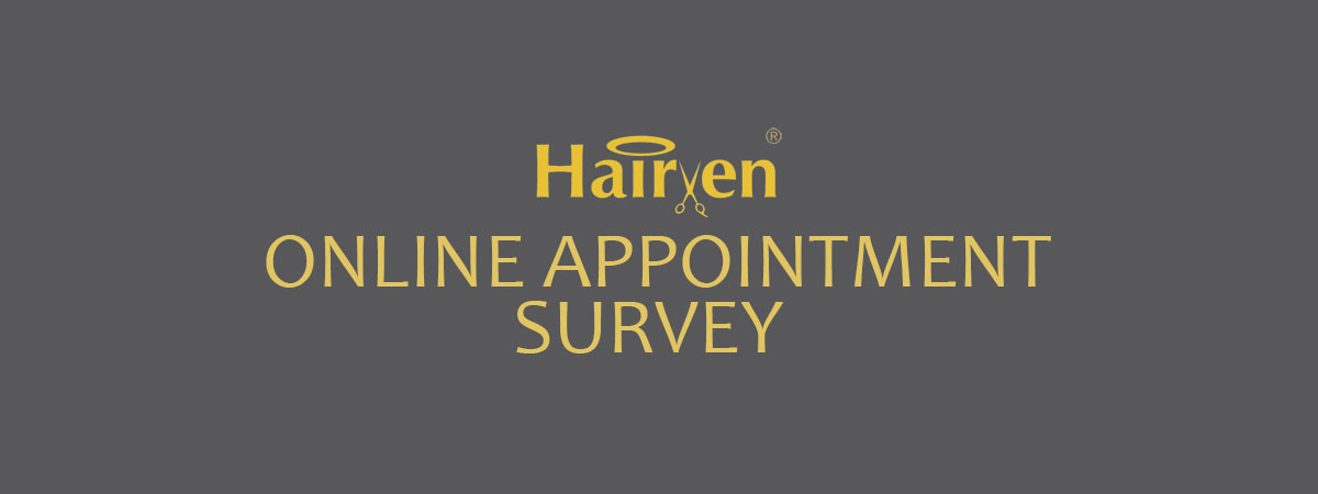 Hairven Appointment Survey