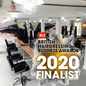 hairven hair & beauty salons in nottingham In Finals For Top Industry Awards 2020