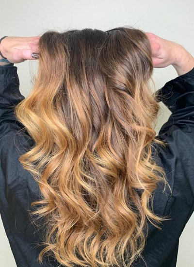 Balayage & Ombré Hair Colour at hairven hair & beauty salons in Nottingham