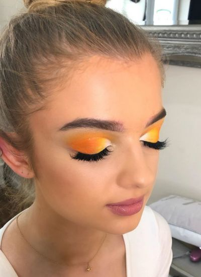 Professional Make Up Application at Hairven Hair & Beauty Salons in Nottingham