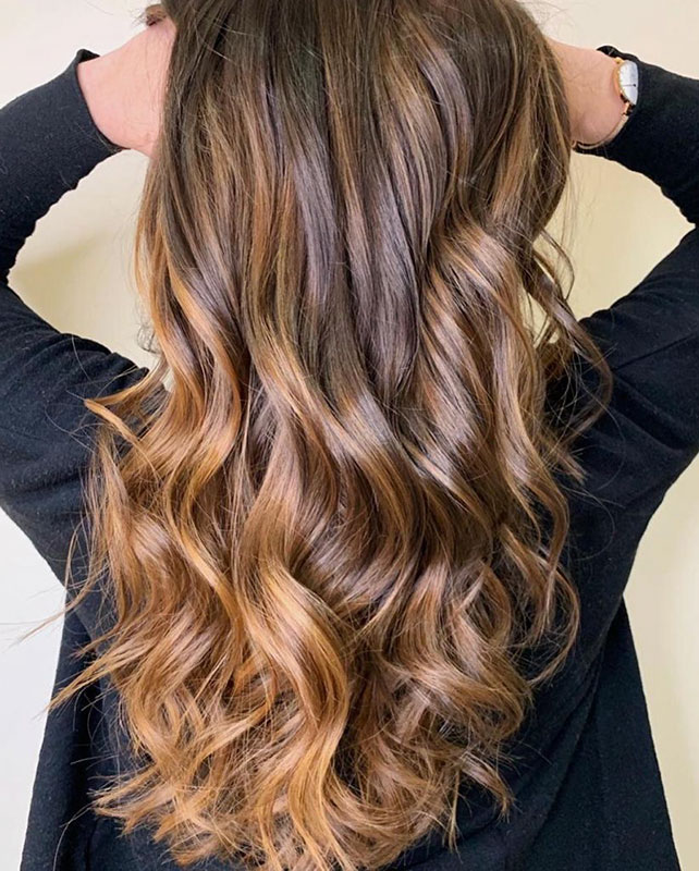 Balayage Ombre Hair Colour Nottingham Hairdressers